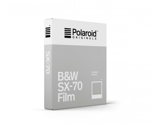 SALE | Polaroid B&W SX-70 Film - Production 02.2019