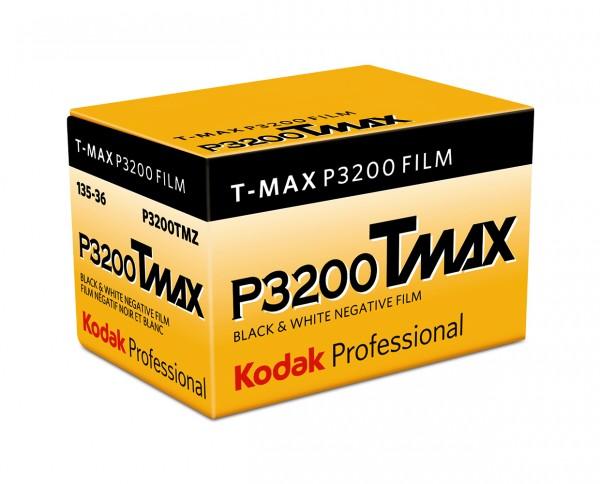 SALE | Kodak T-MAX P3200 135-36 MHD 12.2019
