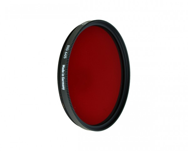 Heliopan infrared filter RG 645 diameter: 77mm (ES77)