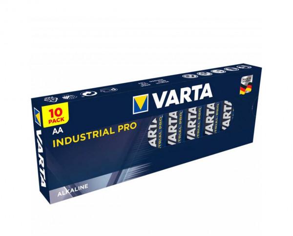 Varta Industrial Pro Mignon AA Batterie (10er Pack)