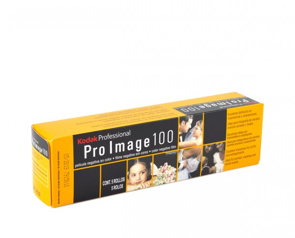 Kodak ProImage 100 135-36 Pack of five