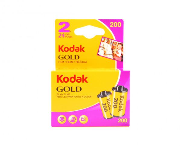 Kodak Gold 200 135-24 | 2er Pack