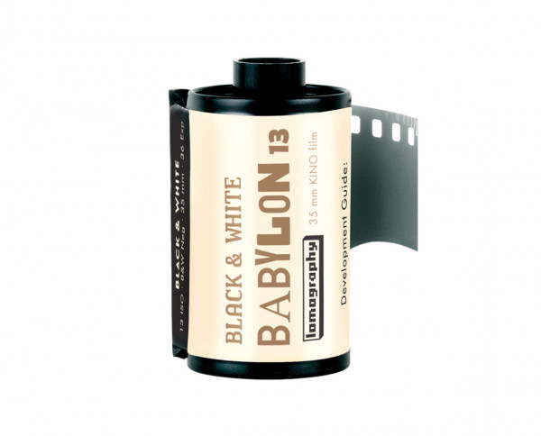 Lomography Babylon Kino B&W 13 35mm 36 exposures