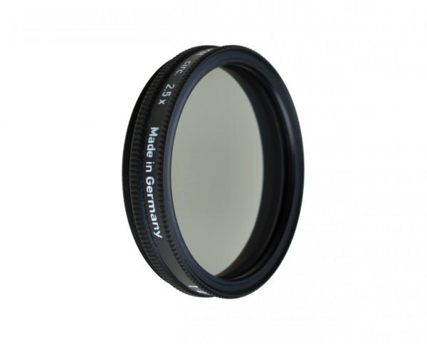 Heliopan High Transmission (HT) circular Polfilter Durchmesser: 72mm (ES72) SHPMC-Vergütet
