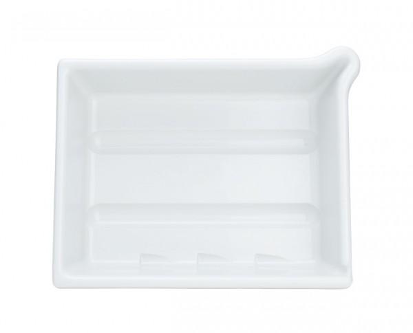 """AP developing tray 12x16"""" (30x40cm) white"""