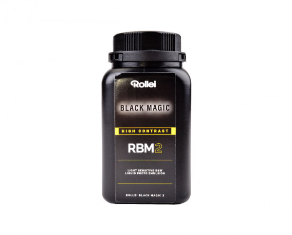 Rollei Black Magic photo emulsion grade 3 1L