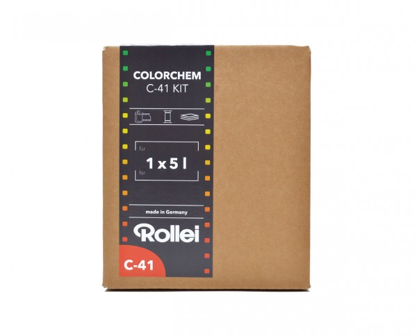 Rollei Colorchem C-41 Kit 5l