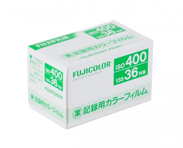 Fujicolor 400 35mm 36 exposures