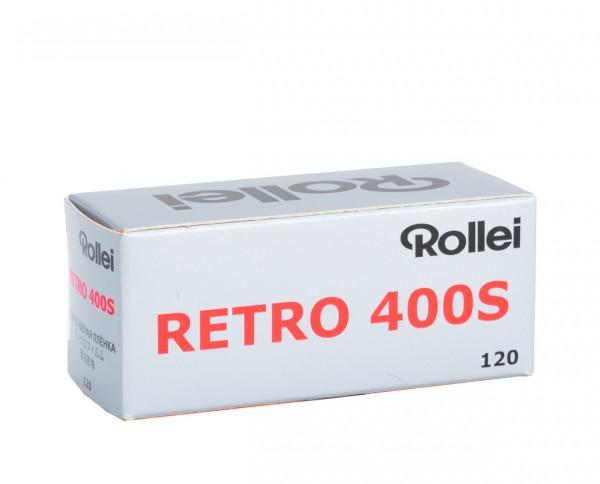 Rollei Retro 400S Rollfilm 120