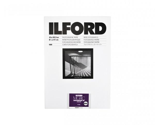Ilford Multigrade V RC De Luxe pearl (44M) 21x29.7cm (DIN A4) 100 sheets