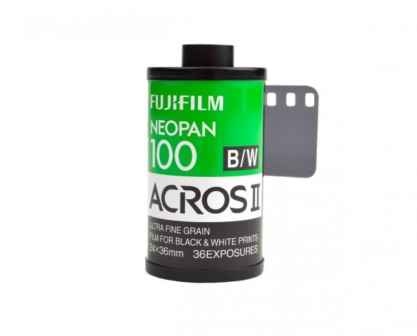 Fuji Neopan Acros 100 II 135-36