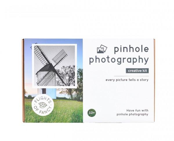 Pinhole photography starter kit
