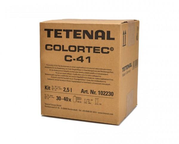 Tetenal Colortec© C-41 Kit für 2,5L