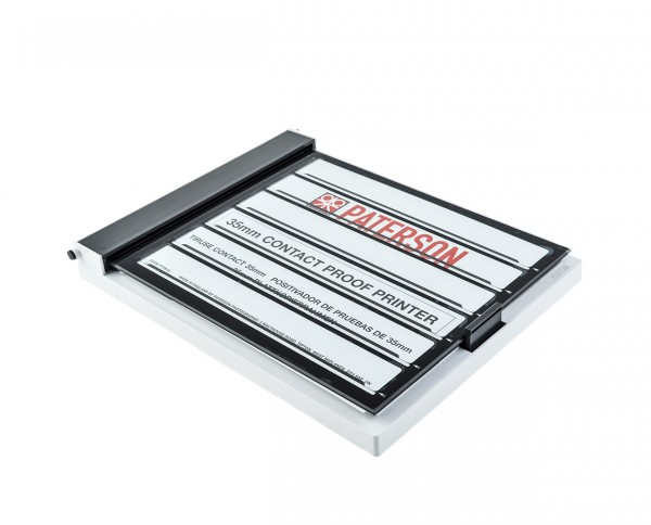 Paterson Proof Printer | Contact printing frame for 35mm negatives