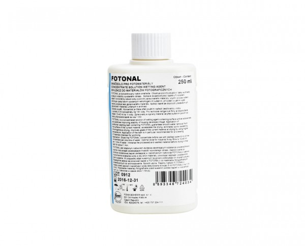 Foma Fotonal Wetting Agent 250ml