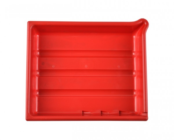 Paterson developing tray | 24x30cm (9,5x12') red