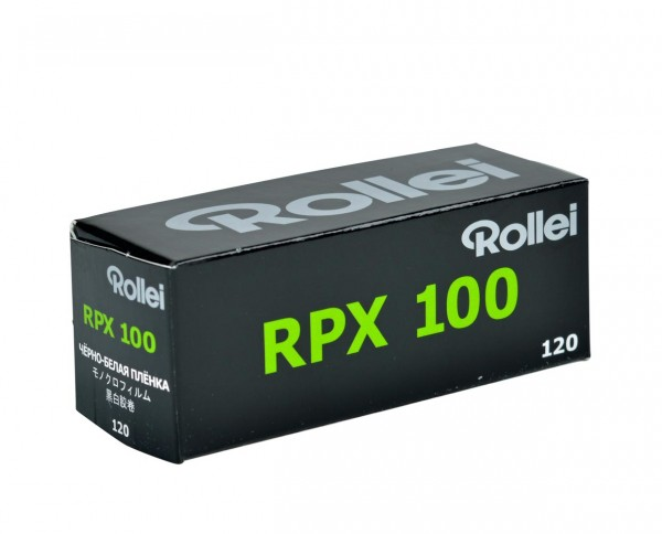 Rollei RPX 100 Rollfilm 120