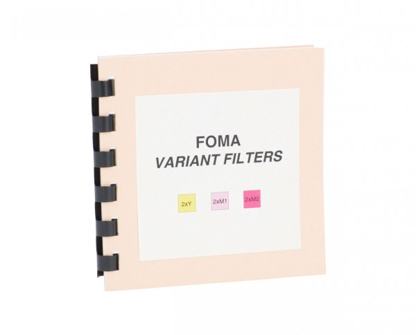 Foma Variant correction filters 8.9x8.9 cm
