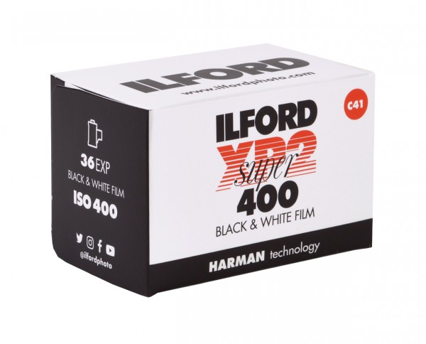 Ilford XP2 35mm 36 exposures