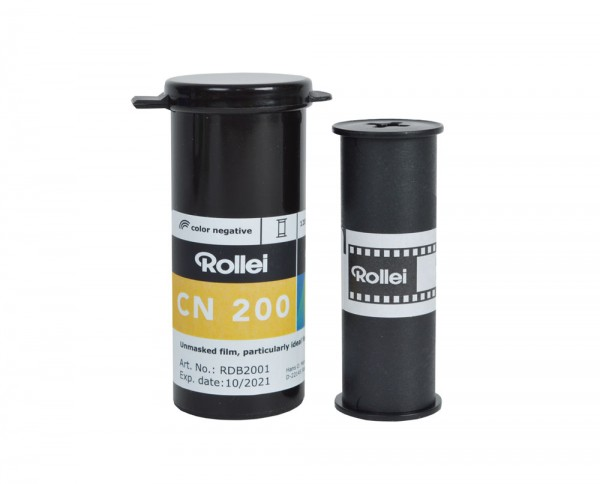 Rollei CN 200 roll film 120