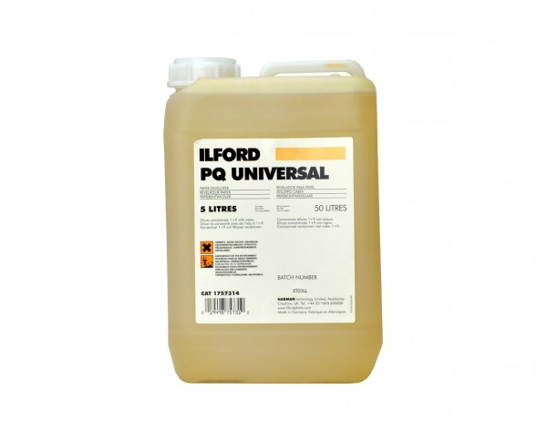 Ilford PQ Universal 5L