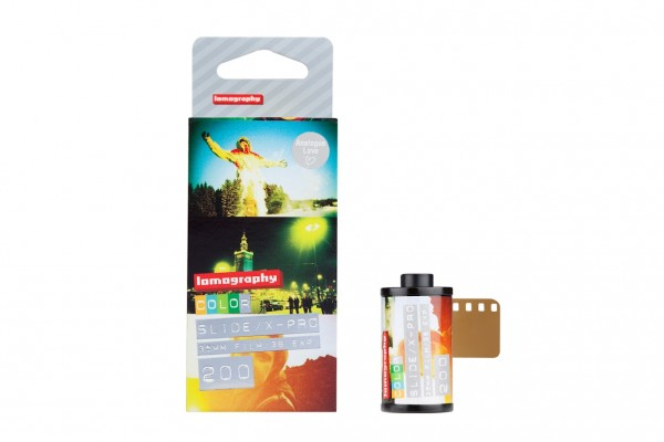 Lomography XPro 200 Slide 135-36 3er-Pack