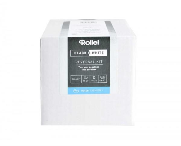 Rollei Black & White Reversal Kit for 20 films