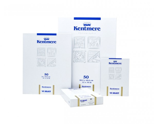 SALE | Kentmere VC Select PE-Papier glänzend