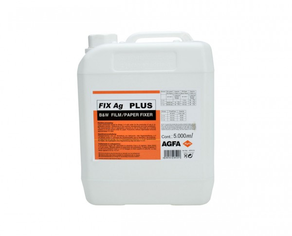 Agfa Fix Ag Plus Fixierbad 5L
