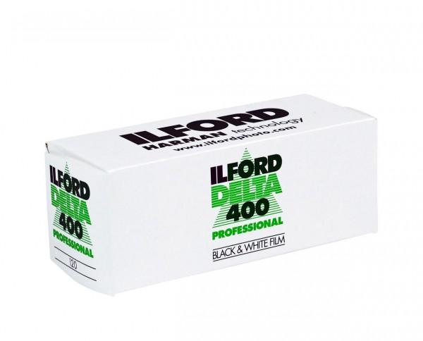 Ilford Delta 400 Rollfilm 120