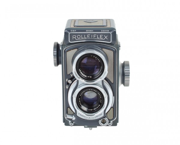 Rolleiflex Baby 4x4 grey | refurbished incl. 12 months warranty