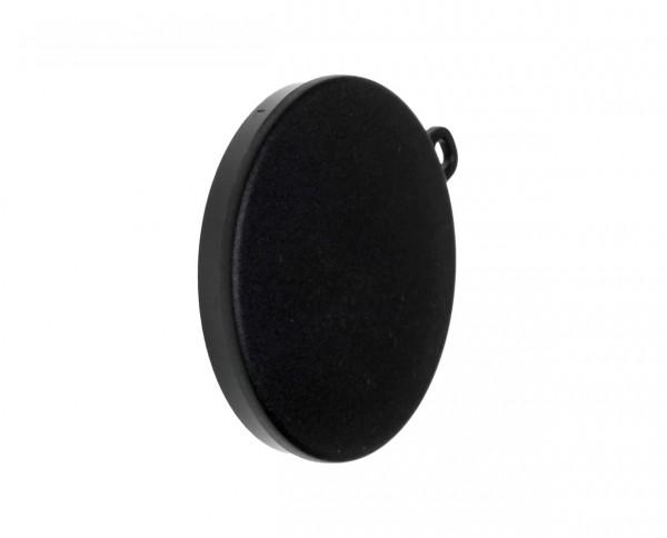 Heliopan lens cap diameter: 24mm (ES24)
