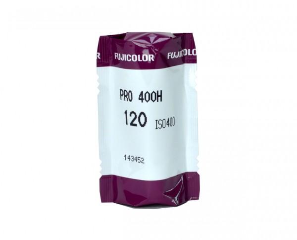Fuji PRO 400 H roll film 120