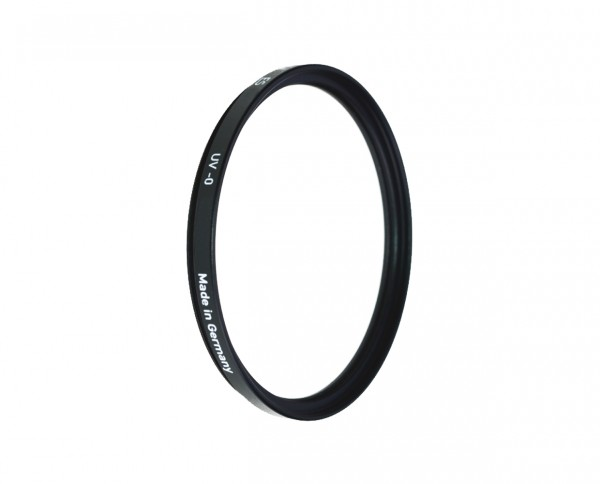 Heliopan UV (haze) filter diameter: 52mm (ES52)