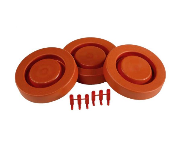 "JOBO 1506 | JOBO Sparepart Kit ""push-on cap"""