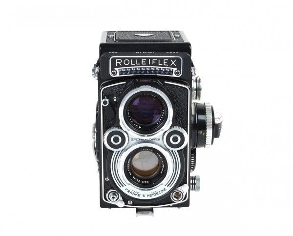Rolleiflex 3,5F | refurbished incl. 12 months warranty
