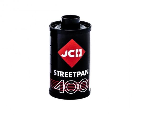 JCH Street Pan 400 35mm 36 exposures