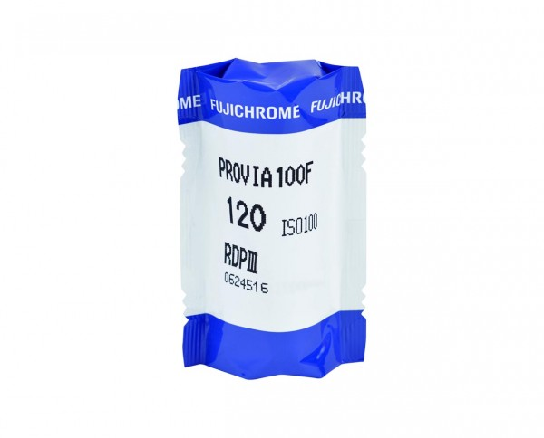 Fuji Provia 100 F Rollfilm 120