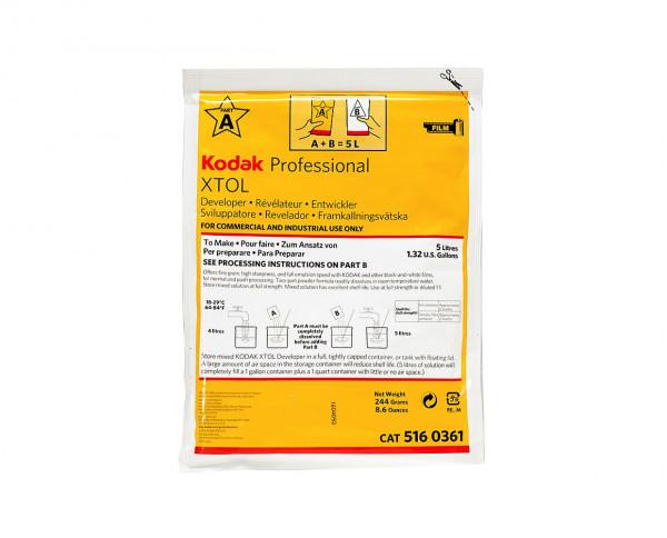 Kodak XTOL SW-Filmentwickler für 5L