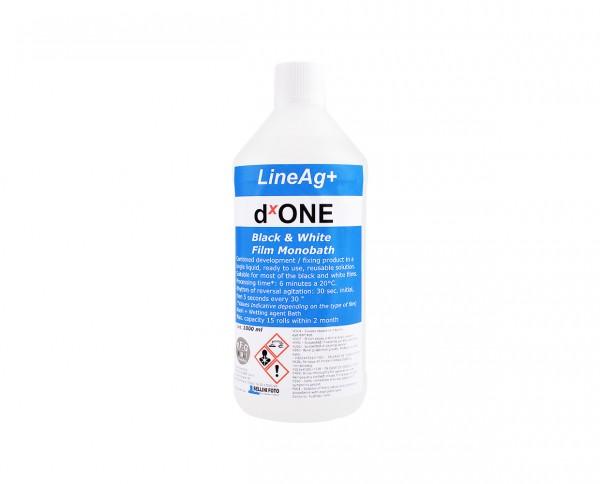 LineAg+ DxONE B&W Monobath 1L