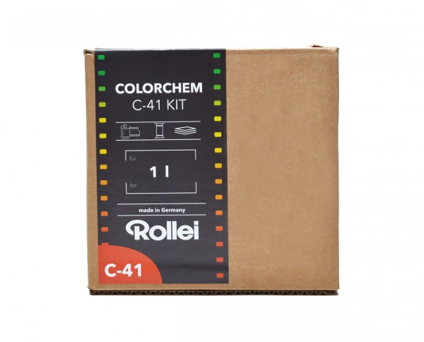 Rollei Colorchem C-41 Kit 1l