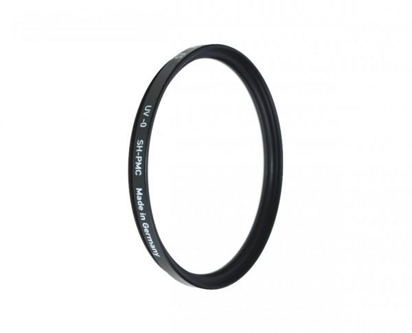 Heliopan UV (haze) filter diameter: Rollei Baj. II/3.5 SH-PMC