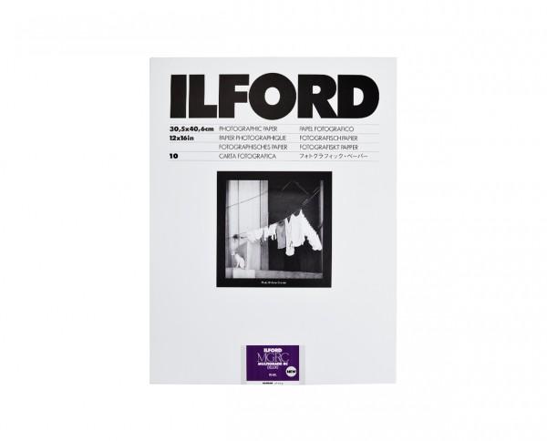 "Ilford Multigrade V RC De Luxe pearl (44M) 30,5x40,6cm (12x16"") 10 Blatt"