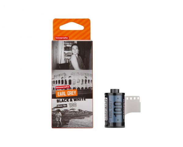 Lomography Earl Grey B&W 100 135-36 3er-Pack