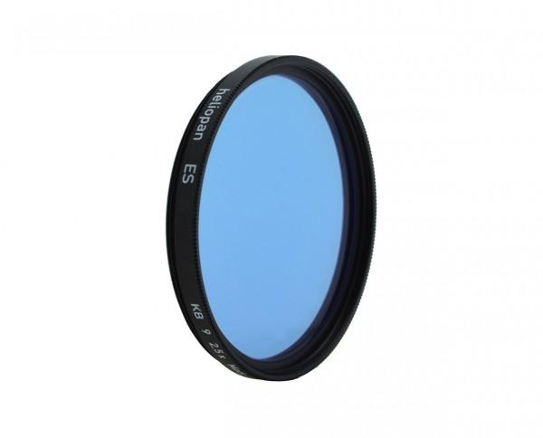 SALE | Heliopan Farbkonversionsfilter KB 9 (80C)