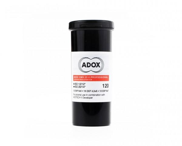 Adox CMS 20 II roll film 120