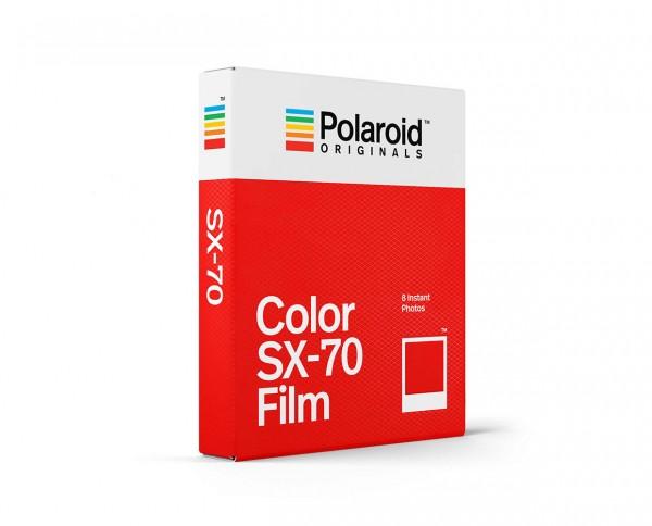 Polaroid Color SX-70 Film | Instant film with 8 exposures
