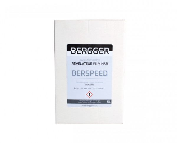 Bergger BerSpeed fine grain film developer to make 5l