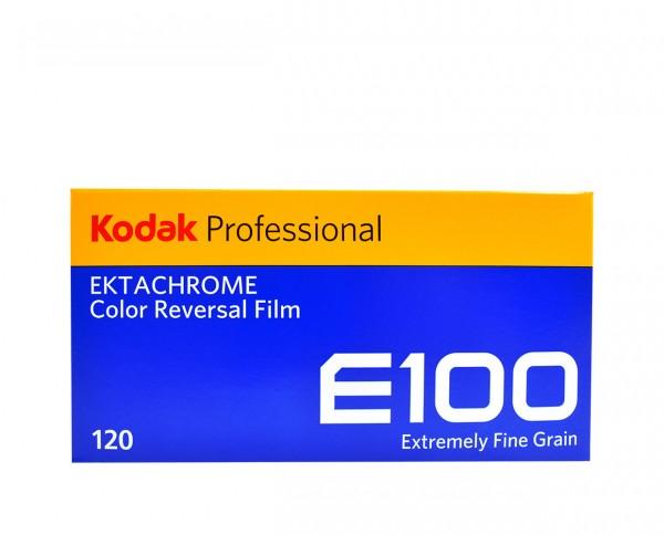 Kodak Ektachrome E100 Rollfilm 120 5er Pack