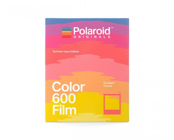 "Polaroid Color 600 ""Summer Haze Edition"" | Sofortbildfilm mit 8 Aufnahmen"